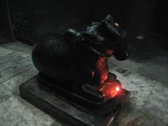(Inner) Nandhi in meditative posture 1