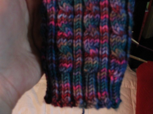 BFF Sock Progress
