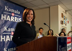Kamala Harris win nomination for Attorney Gene...