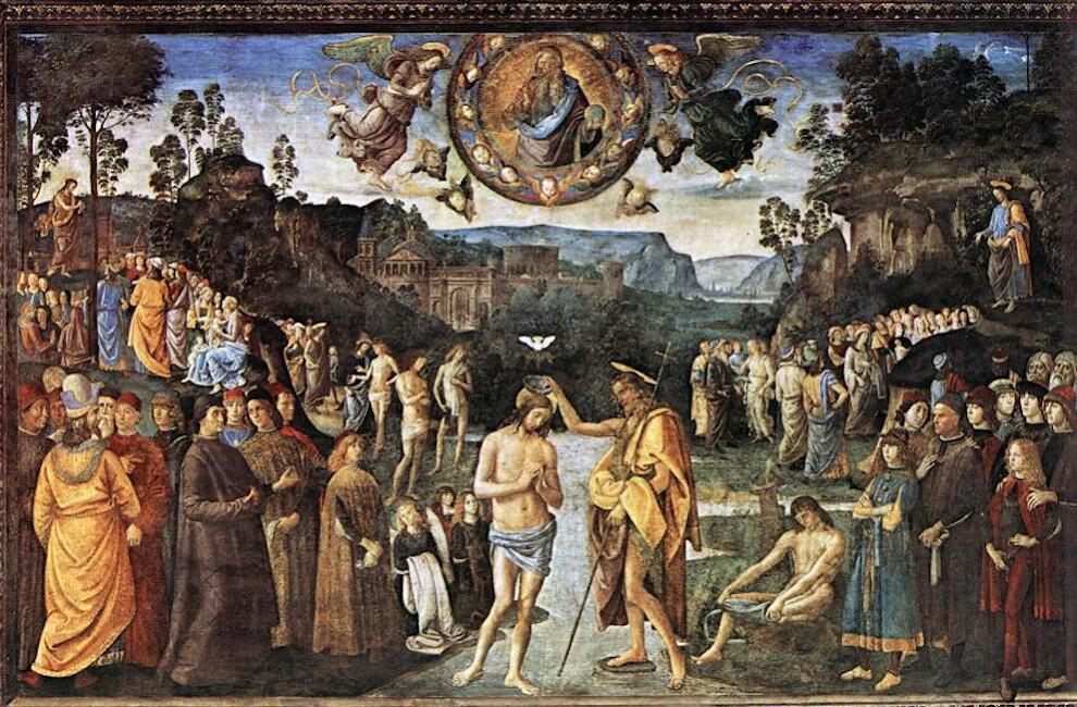 5189283792 a0895d67e3 b Sistine Chapel   Incredible Christian art walk through