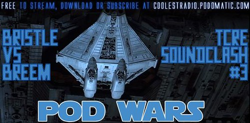 TCRE SoundClash #3: PodWars