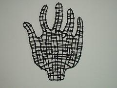 wire hand # 9