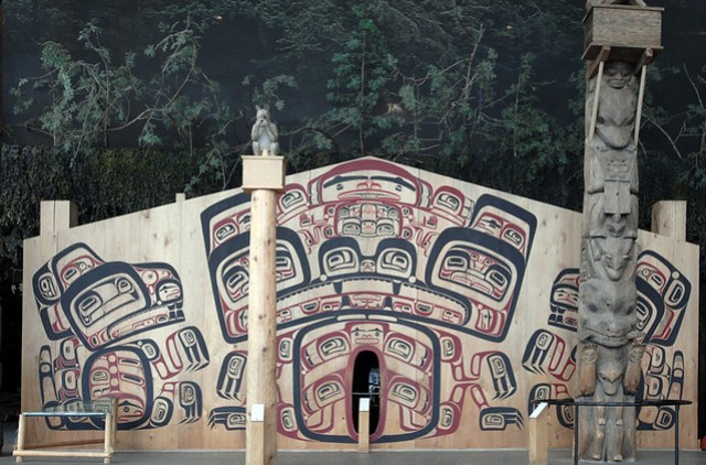 Haida House - Museum of Civilization