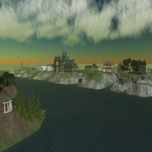 Caledon Highlands from Speirling
