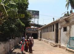 Right side inner praharam