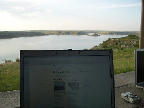 What's your office view like?