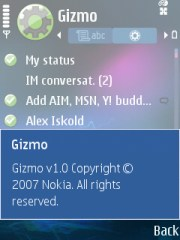 Gizmo Version 1.0