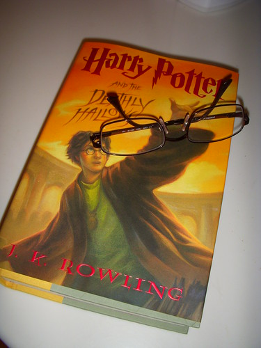 Harry Pottrer and the Deathly Hallows