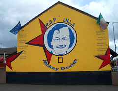 Wandbild für Michael Devine (Short Strand, Bel...