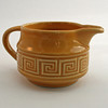 Doulton Potteries (Aust), Pty, Ltd. Grecian key jug