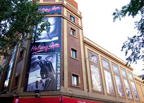 Cine López de Hoyos, 2007