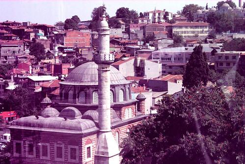 mosque in Unkapanı, Istanbul, Pentax K10d