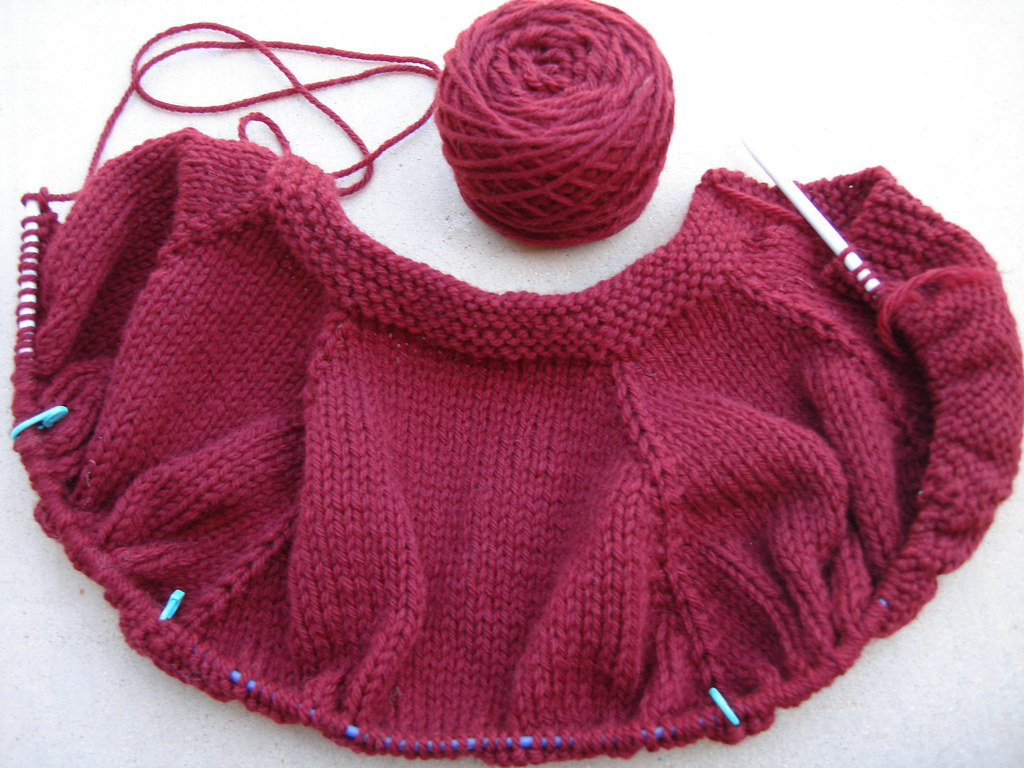 Modified Mini-Sweater