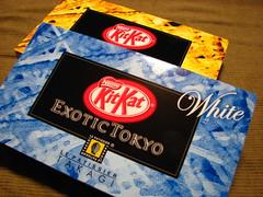 KitKat Exotic Tokyo