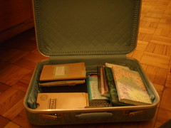 suitcase of memories