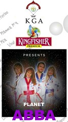 KGA and KINGFISHER present Planet ABBA
