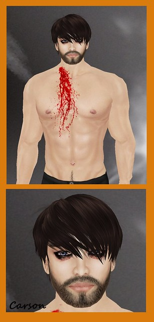 LeLutka Caleb-Halloween  Skin