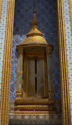 Fenetre temple