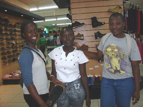 Buru Buru Shopping