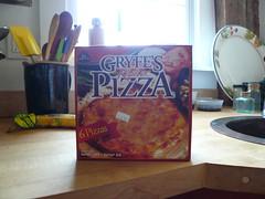 Gryfes frozen pizzas!