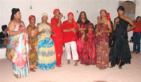 Festival de Pombogiras