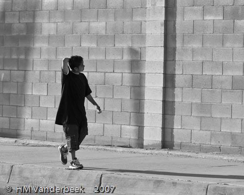 Walking to the Fair