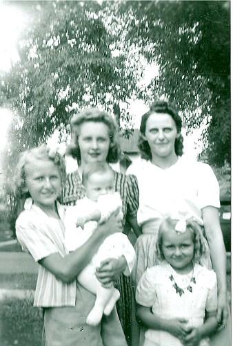 Mama, circa 1940-41