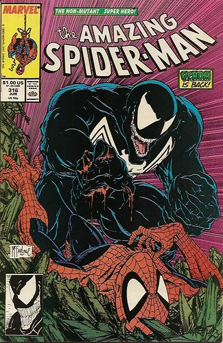 the Amazing Spider-Man 316 Jun by Comic Book Collection.