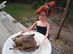 Barbie's BBQ