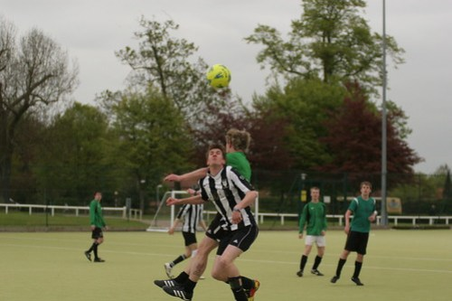 College Cup 2010 - Good1 v James3 - Peter Iveson - 10-5-2010