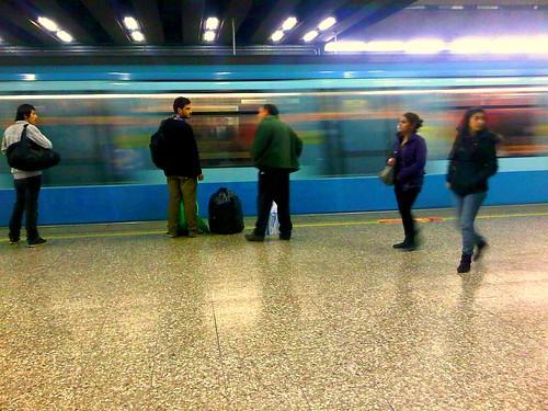 El metro, versión editada (by morrissey)