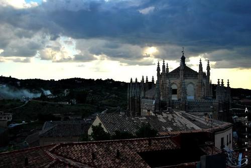 Vista de San Juan de los Reyes