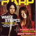 Harp Magazine - The White Stripes - #0 (cover)