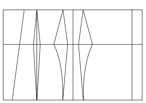 Underbust corset pattern - 17