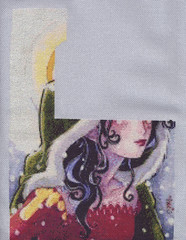 Winter ACEO Fairy Day 2007 SAL