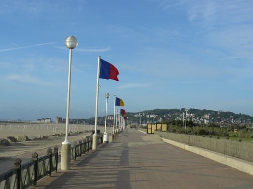de Bénerville à Deauville