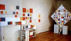 Mondrian's Studio at the Time of His Death