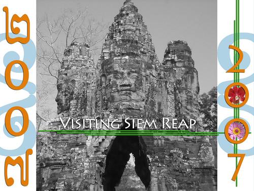 Visiting Siem Reap