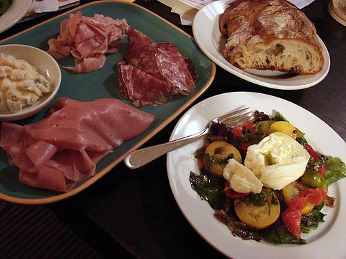 Dinner:  July 24, 2007
