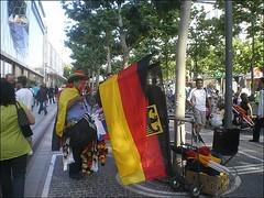 Fussball-WM Fans in Frankfurt - 04