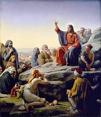 Sermon  Mount Jesus Christ Mormon