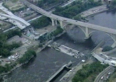 Interstate 35W Bridge Collapse