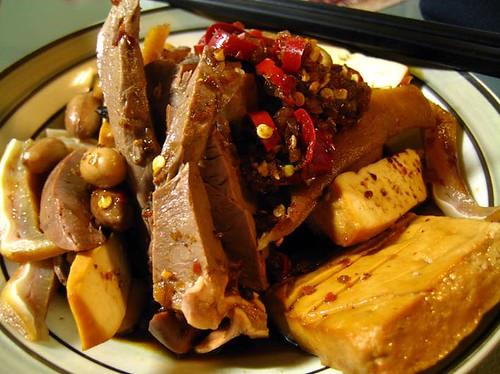 braised food / 滷味