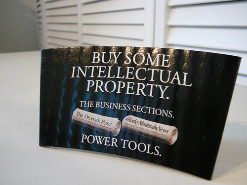 Buy Some Intellectual Property