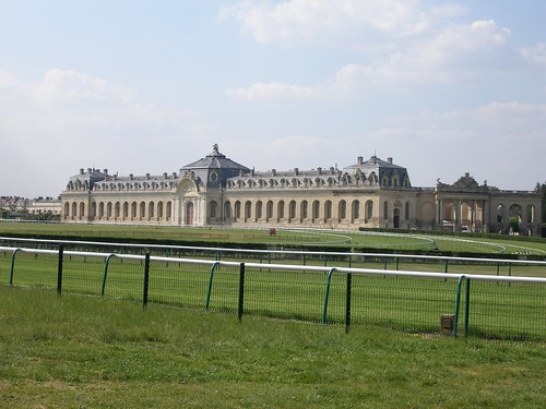 Chantilly le mus e du cheval de vous moi - Architecte chantilly ...