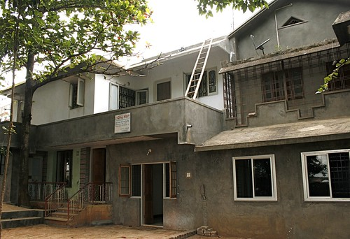 Our home in Dharwad