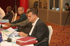 巴勒斯坦總工會(PGFTU)秘書長夏合爾‧薩依德/ Shaher Sa'ed, General Secretary of PGFTU in Palestine