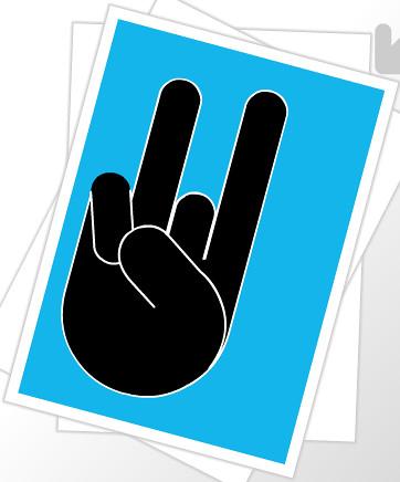 Gegar U! Symbol