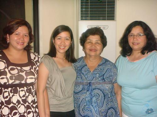 The Herrerra Ladies ;)