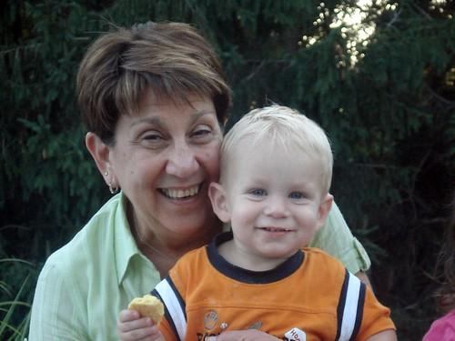Grandma and Ari